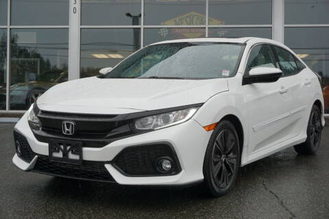 2017 Honda Civic for sale at West Coast Auto Works in Edmonds WA