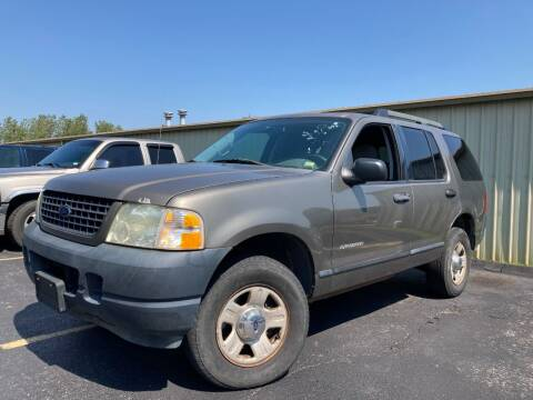 2005 Ford Explorer for sale at Ace Motors in Saint Charles MO