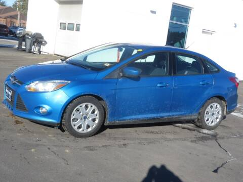 2012 Ford Focus for sale at Price Auto Sales 2 in Concord NH