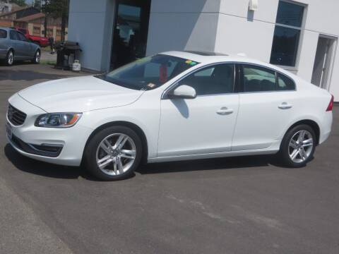 2015 Volvo S60 for sale at Price Auto Sales 2 in Concord NH