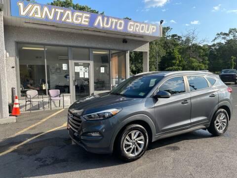 2016 Hyundai Tucson for sale at Vantage Auto Group in Brick NJ