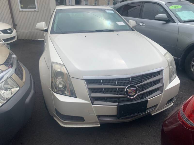 2011 Cadillac CTS for sale at Park Avenue Auto Lot Inc in Linden NJ