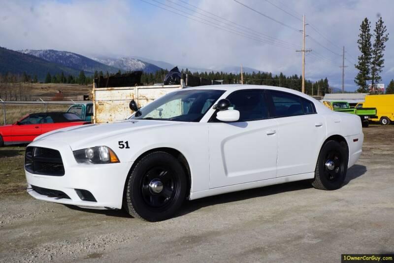 2013 Dodge Charger for sale at 1 Owner Car Guy in Stevensville MT