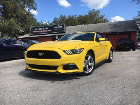 2015 Ford Mustang for sale at Prime Auto Solutions in Orlando FL