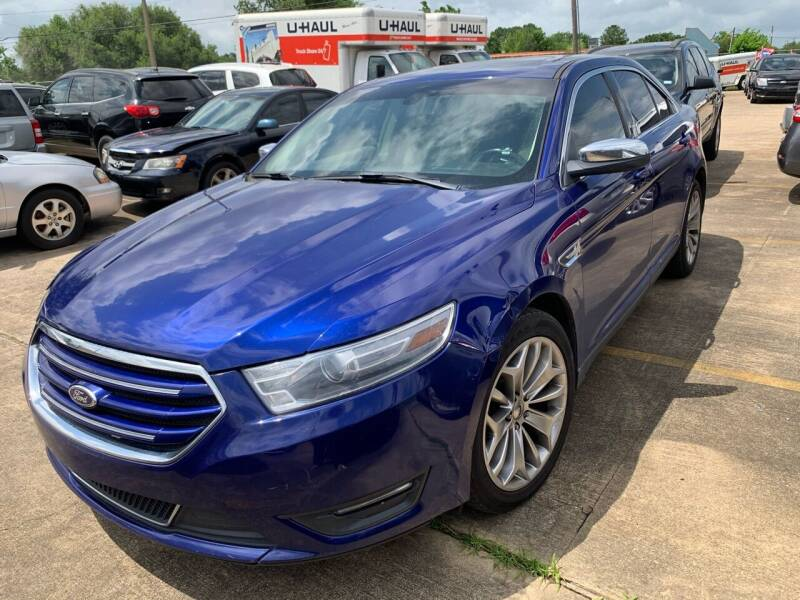 2013 Ford Taurus for sale at Houston Auto Emporium in Houston TX