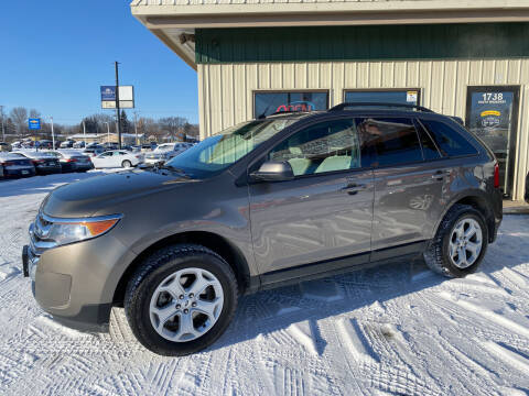 2013 Ford Edge for sale at Murphy Motors Next To New Minot in Minot ND