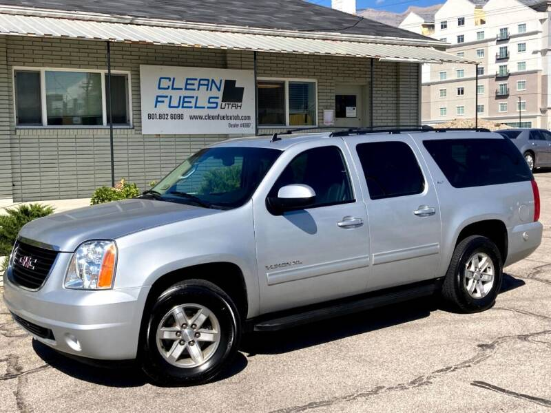 2012 GMC Yukon XL for sale at Clean Fuels Utah in Orem UT