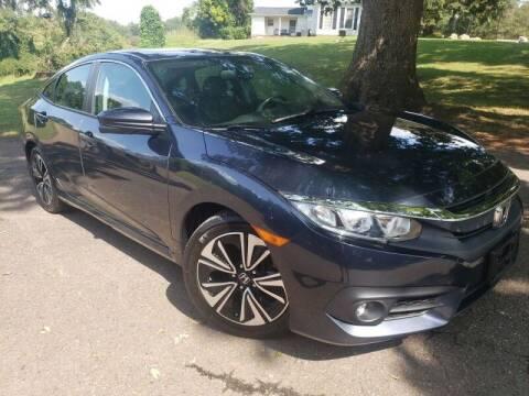 2016 Honda Civic for sale at McAdenville Motors in Gastonia NC