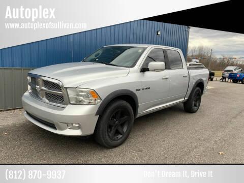 2010 Dodge Ram Pickup 1500 for sale at Autoplex in Sullivan IN