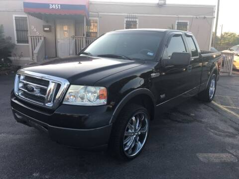 2008 Ford F-150 for sale at Saipan Auto Sales in Houston TX