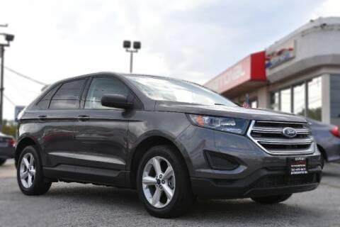 2016 Ford Edge for sale at International Auto Wholesalers in Virginia Beach VA
