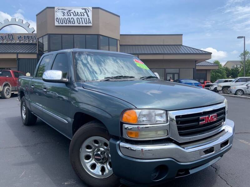 2007 GMC Sierra 1500 Classic for sale at FASTRAX AUTO GROUP in Lawrenceburg KY