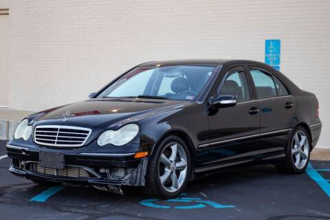 2005 Mercedes-Benz C-Class for sale at Carland Auto Sales INC. in Portsmouth VA