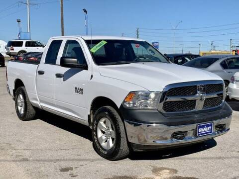 2014 RAM Ram Pickup 1500 for sale at Stanley Direct Auto in Mesquite TX
