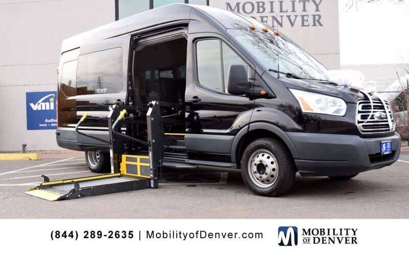 2018 Ford Transit Passenger for sale at CO Fleet & Mobility in Denver CO