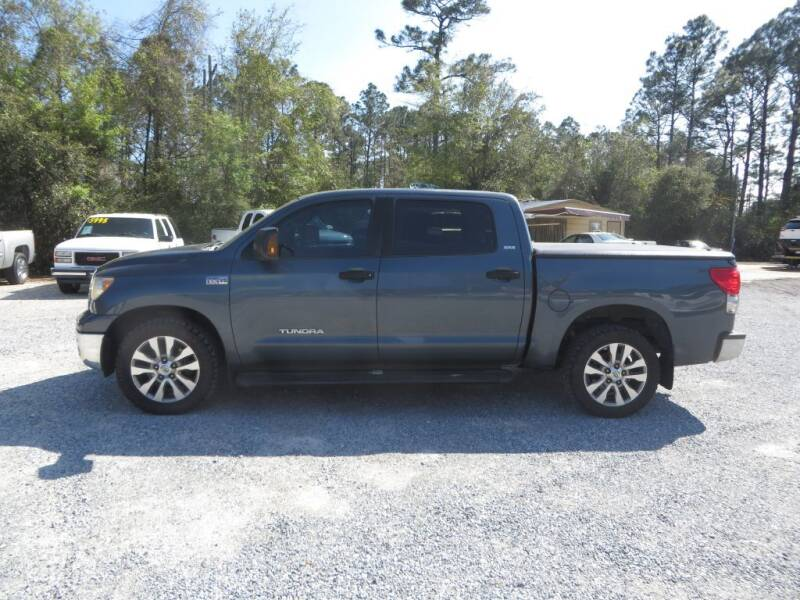 2007 Toyota Tundra for sale at Ward's Motorsports in Pensacola FL