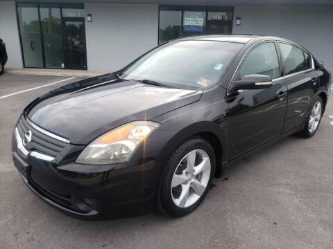 2009 Nissan Altima for sale at UNITED AUTO BROKERS in Hollywood FL