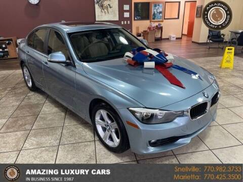 2014 BMW 3 Series for sale at Amazing Luxury Cars in Snellville GA