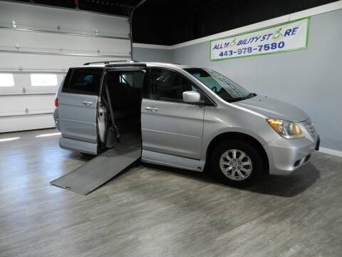 2010 Honda Odyssey for sale at ALL MOBILITY STORE in Delmar MD