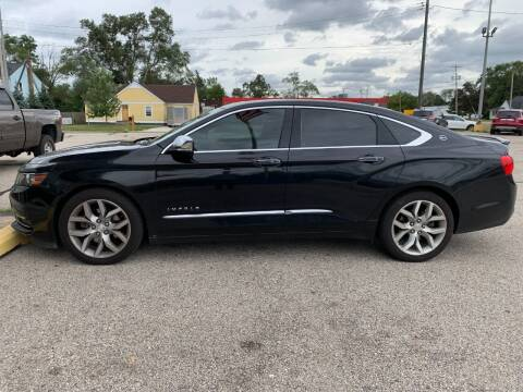 2016 Chevrolet Impala for sale at SS AUTO PRO'S in Otsego MI