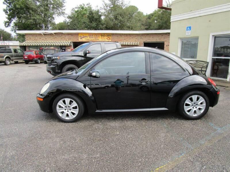 2008 Volkswagen New Beetle for sale at Downtown Motors in Milton FL