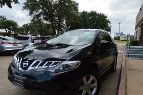 2010 Nissan Murano for sale at E-Auto Groups in Dallas TX