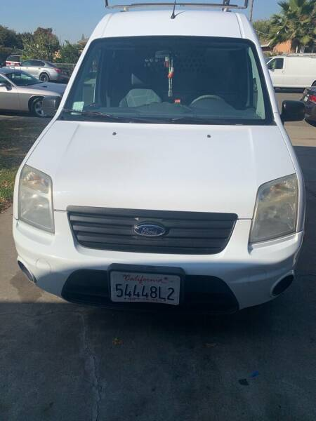 2011 Ford Transit Connect for sale at LG Auto Sales in Rancho Cordova CA