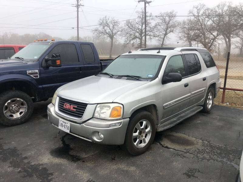 2004 GMC Envoy XUV for sale at Bam Auto Sales in Azle TX