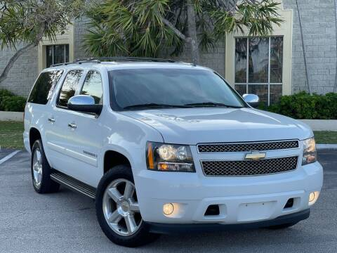 2008 Chevrolet Suburban for sale at Citywide Auto Group LLC in Pompano Beach FL