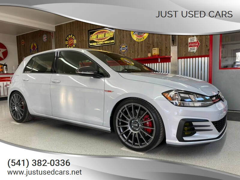 2019 Volkswagen Golf GTI for sale at Just Used Cars in Bend OR