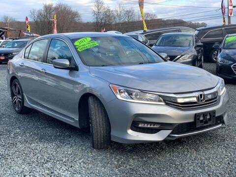 2017 Honda Accord for sale at A&M Auto Sales in Edgewood MD