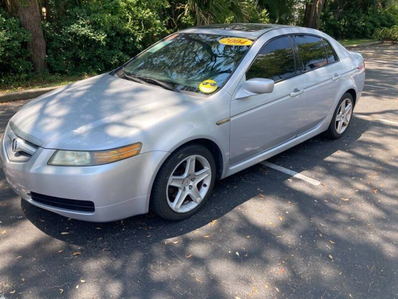 2004 Acura TL for sale at AUTO IMAGE PLUS in Tampa FL