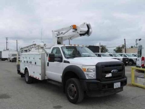 2012 Ford F-550 Super Duty for sale at Atlantis Auto Sales in La Puente CA