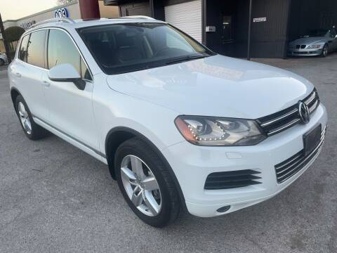 2013 Volkswagen Touareg for sale at Austin Direct Auto Sales in Austin TX