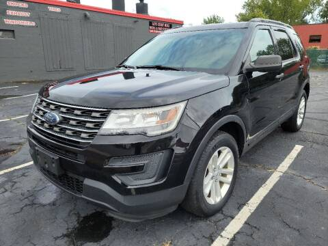 2017 Ford Explorer for sale at Showcase Auto & Truck in Swansea MA