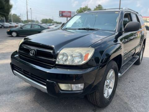 2003 Toyota 4Runner for sale at Atlantic Auto Sales in Garner NC