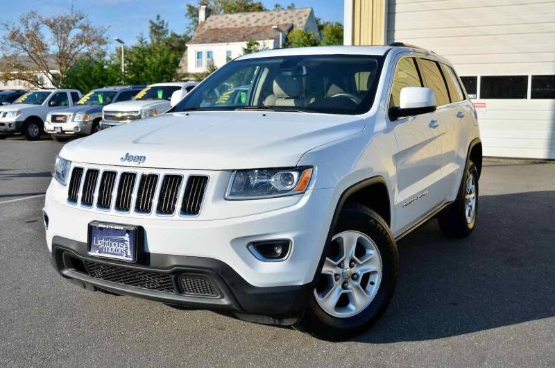 2014 Jeep Grand Cherokee for sale at Lighthouse Motors Inc. in Pleasantville NJ