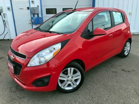 2014 Chevrolet Spark for sale at STATELINE CHEVROLET BUICK GMC in Iron River MI