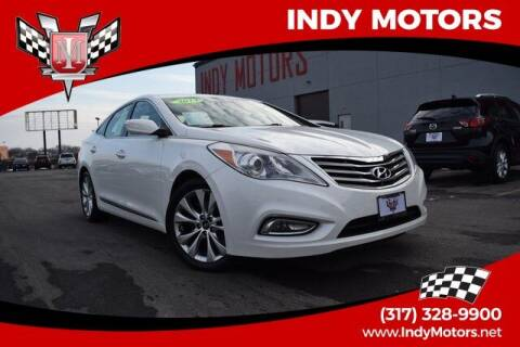 2014 Hyundai Azera for sale at Indy Motors Inc in Indianapolis IN