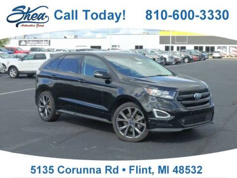 2018 Ford Edge for sale at Jamie Sells Cars 810 - Linden Location in Flint MI
