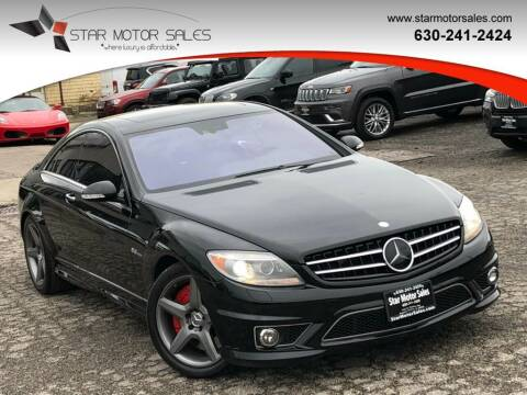2009 Mercedes-Benz CL-Class for sale at Star Motor Sales in Downers Grove IL
