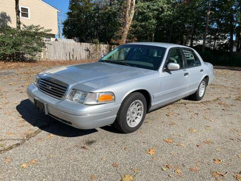 2002 Ford Crown Victoria for sale at Long Island Exotics in Holbrook NY