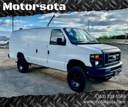 2009 Ford E-Series Cargo for sale at Motorsota in Becker MN