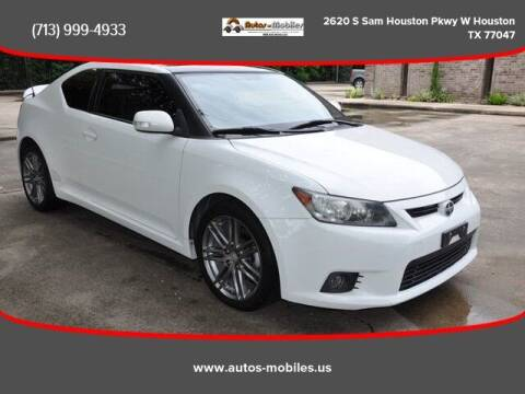 2013 Scion tC for sale at AUTOS-MOBILES in Houston TX
