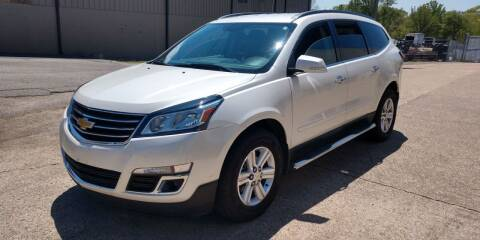 2014 Chevrolet Traverse for sale at Handicap of Jackson in Jackson TN