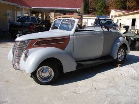 1937 Ford Cabriolet  for sale at Haggle Me Classics in Hobart IN