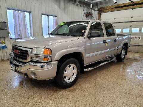 2005 GMC Sierra 1500 for sale at Sand's Auto Sales in Cambridge MN