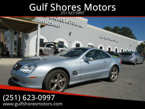 2004 Mercedes-Benz SL-Class for sale at Gulf Shores Motors in Gulf Shores AL