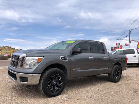 2017 Nissan Titan for sale at 1st Quality Motors LLC in Gallup NM