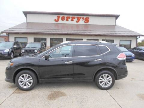 2016 Nissan Rogue for sale at Jerry's Auto Mart in Uhrichsville OH